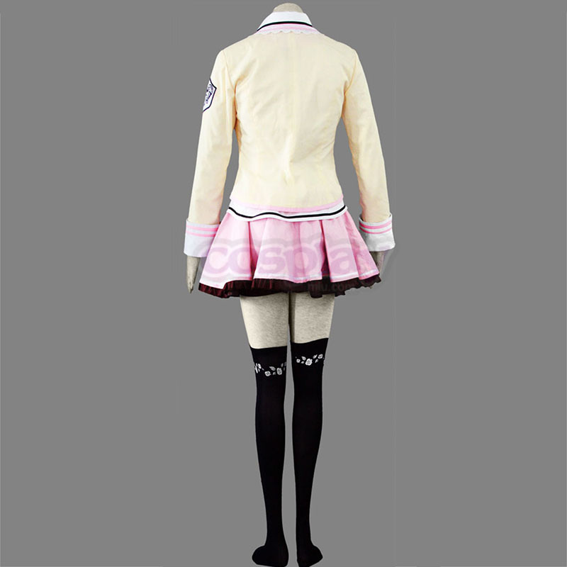 Supreme Candy School Female Uniformeres Cosplay Kostumer Danmark Butik