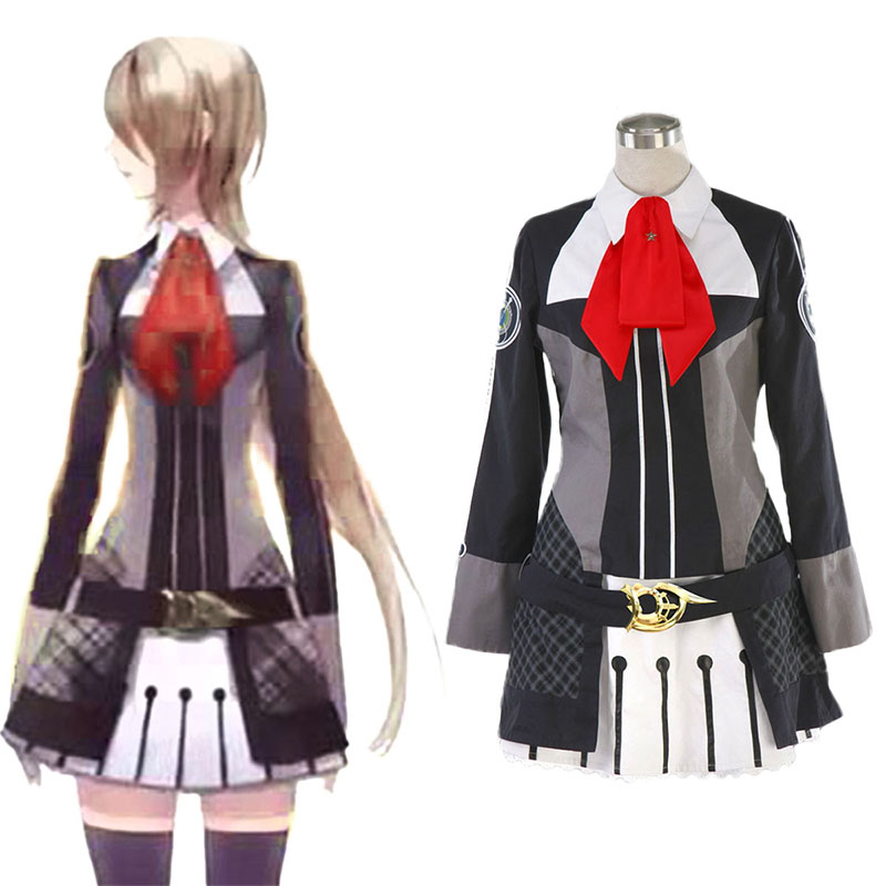 Starry Sky Female Vinter School Uniformer Cosplay Kostumer Danmark Butik