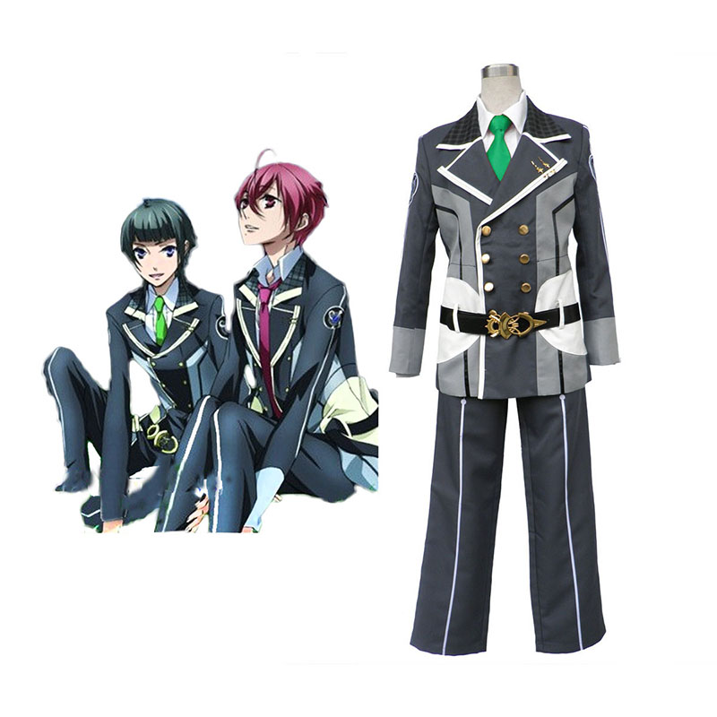 Starry Sky Male Vinter School Uniformer 2 Cosplay Kostumer Danmark Butik