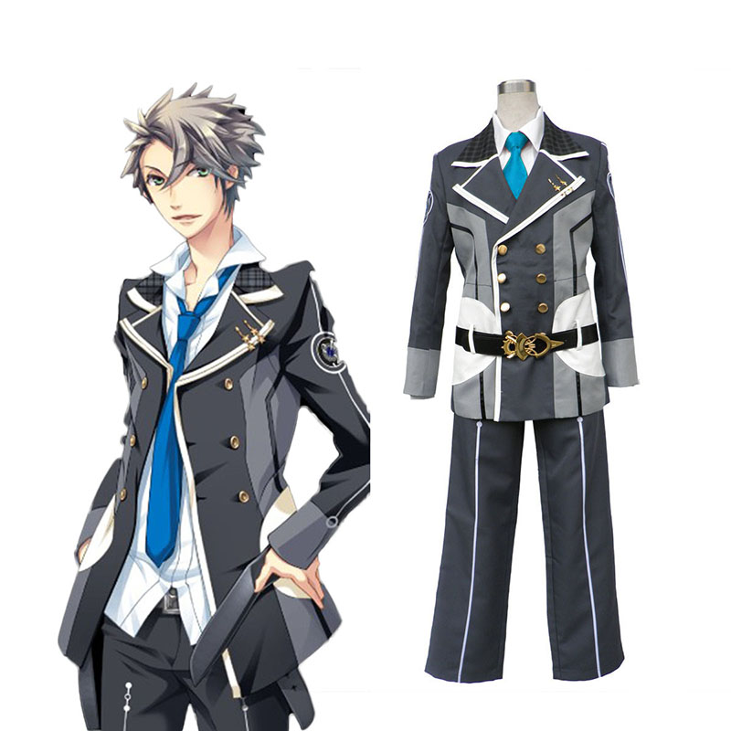 Starry Sky Male Vinter School Uniformer 3 Cosplay Kostumer Danmark Butik