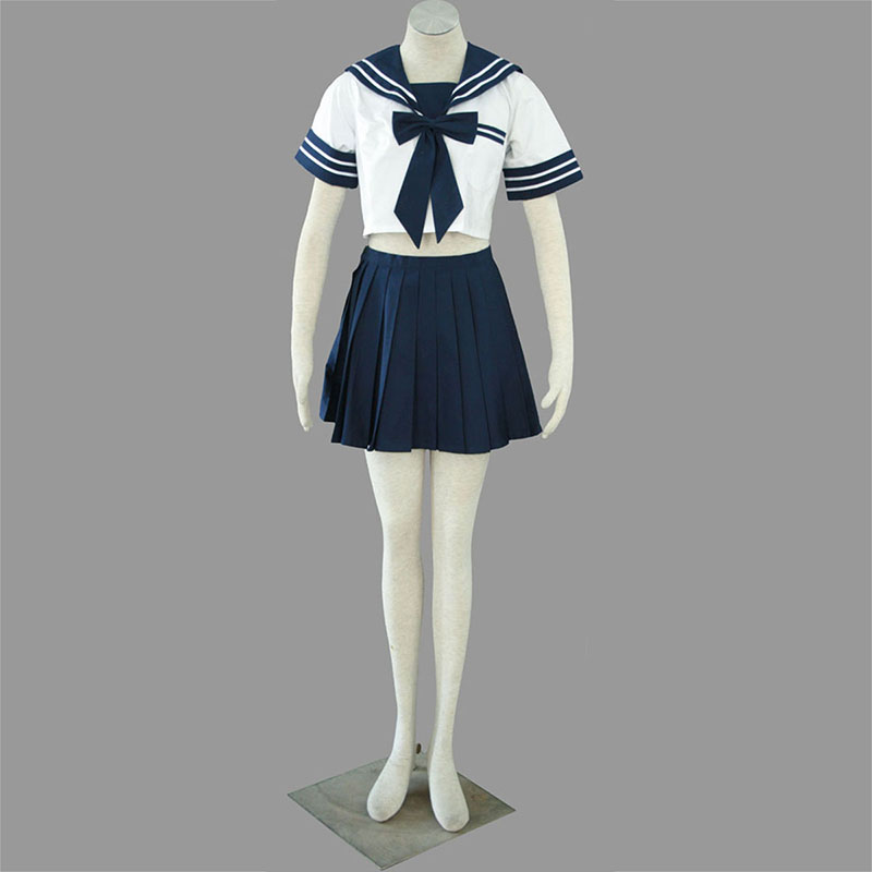 Sailor Uniformer 4 High School Cosplay Kostumer Danmark Butik
