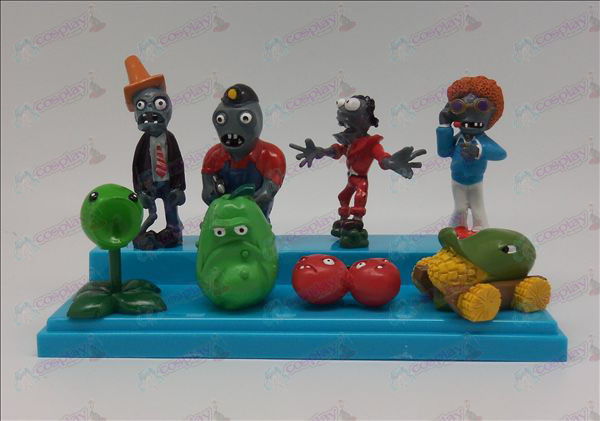 En otte-generation Plants vs Zombies Tilbehør Doll