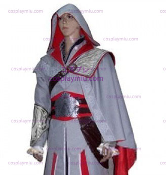 Assassin's Creed Brotherhood Ezio Cosplay