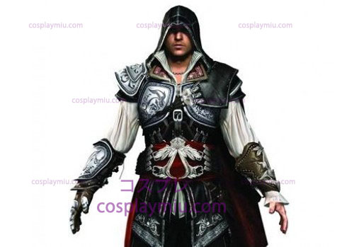 Assassin's Creed II Ezio Cosplay Sort Edition