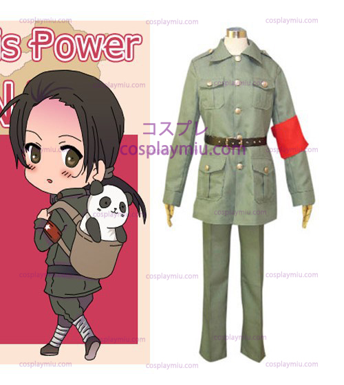 Wang Yao (China) Ensartet from Axis Powers Hetalia