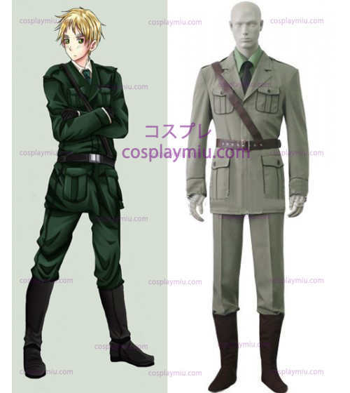 England Cosplay Kostumer from Axis Powers Hetalia