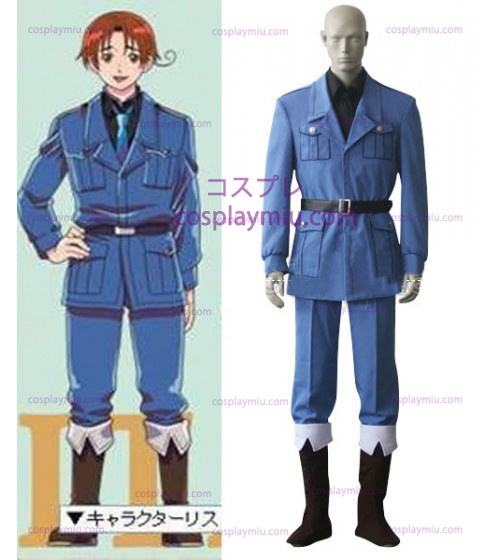 Italy Cosplay Kostumer from Axis Powers Hetalia