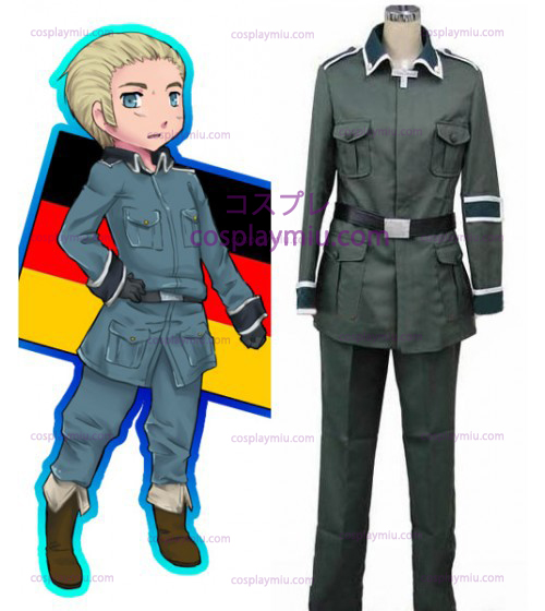Germany Cosplay Kostumer from Axis Powers Hetalia