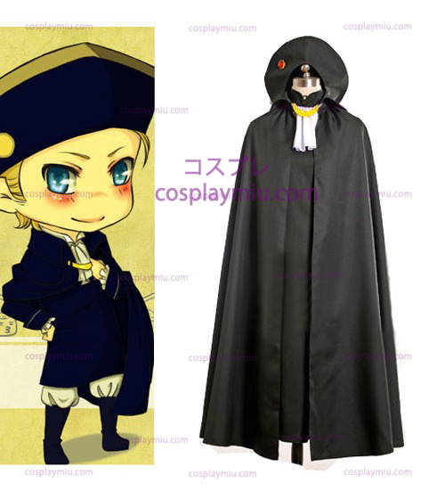 Hetalia: Axis Powers Holy Roman Empire Cosplay Kostumer