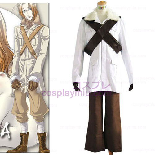 Hetalia Axis Powers Canada Matthew Halloween Cosplay Kostumer