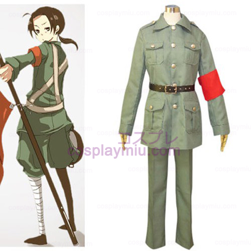 Axis Powers China Cosplay Kostumer