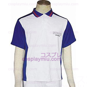 The Prince Of Tennis Seishun Academy Summer T-shirt Cosplay Kostumer