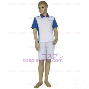 The Prince Of Tennis Seigaku Børn Summer Cosplay Kostumer