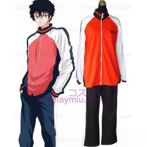 The Prince Of Tennis Selections Team Winter Ensartet Cosplay Kostumer