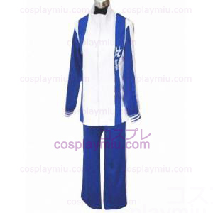 The Prince Of Tennis Higa Middle School Winter Ensartet Cosplay Kostumer