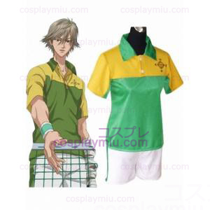 The Prince Of Tennis Shitenhoji Middle School Summer Ensartet Cosplay Kostumer