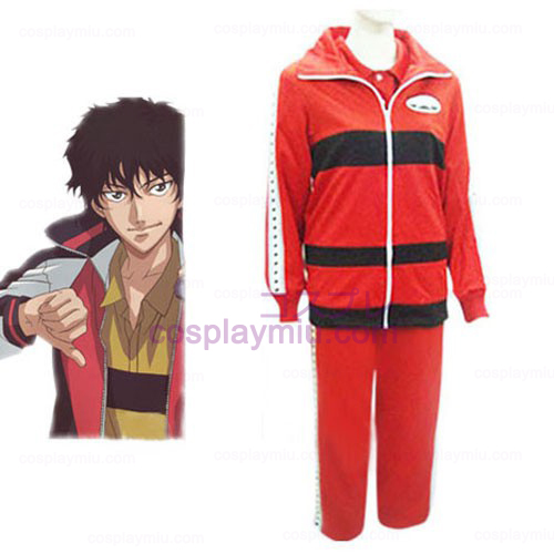 Prince Of Tennis Rikkai Junior Winter Ensartet Cosplay