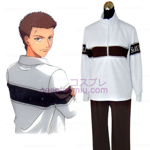 Prince Of Tennis Middle School Winter Ensartet Cosplay