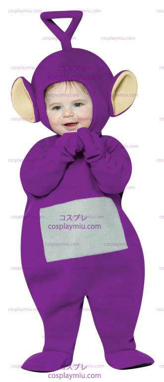 Teletubbies Tinky Winky Infant Kostumer