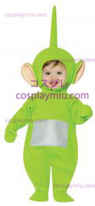 Teletubbies Dipsy Toddler Kostumer