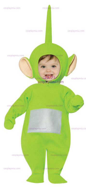 Teletubbies Dipsy Infant Kostumer