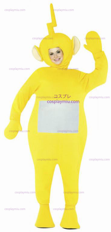 Teletubbies Laalaa Adult Kostumer