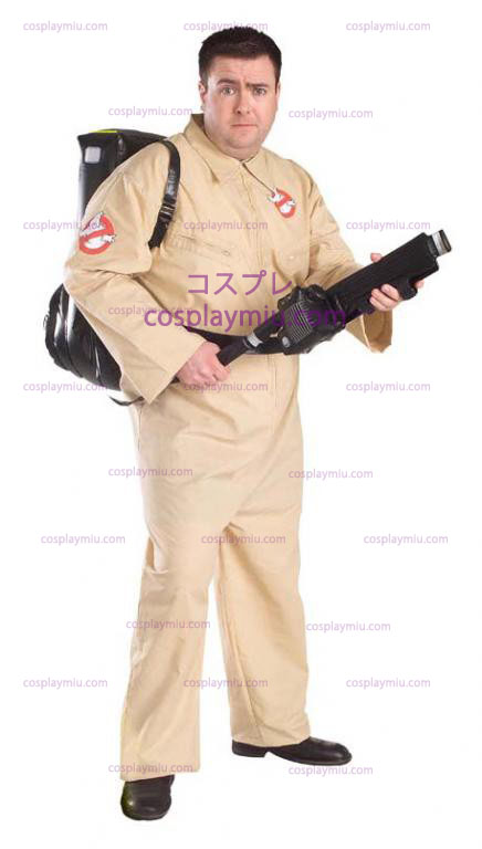Ghostbuster Plus Size Adult Kostumer