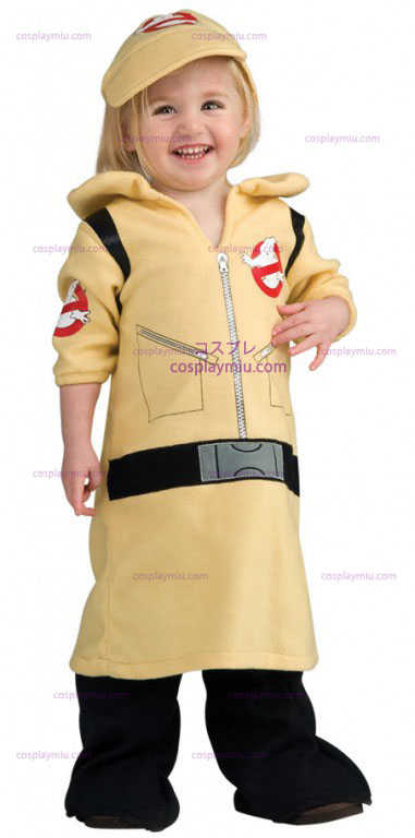 Infant/Toddler Ghostbusters Kostumer
