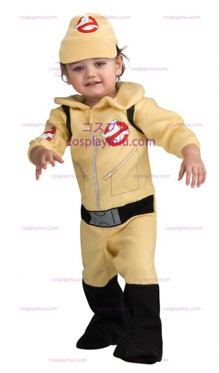 Boys Ghostbuster Infant/Toddler Kostumer