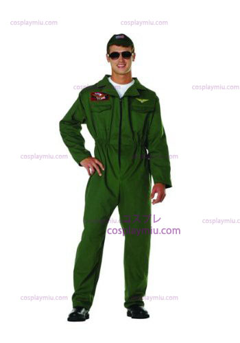 Top Gun Plus Size Kostumer