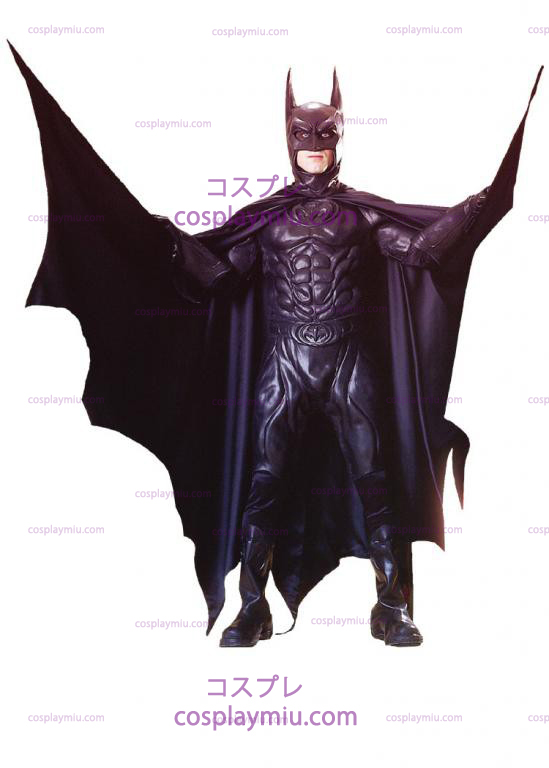 Batman From 1997 Movie Deluxe Adult Kostumer
