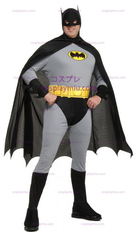 Batman Kostumer Plus Size