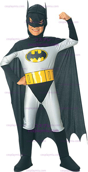 The Caped Crusader Batman Kostumer