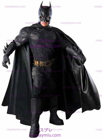 Batman Latex Suit Adult Large