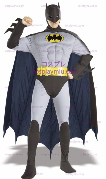 Ultimate Caped Hero Batman Kostumer