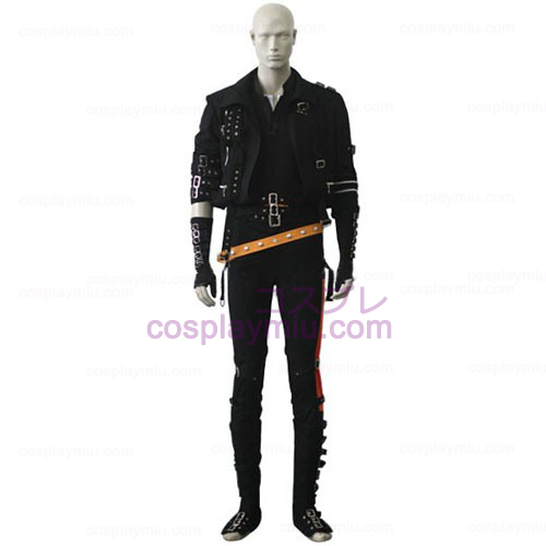 Michael Jackson Sort Cosplay Kostumer