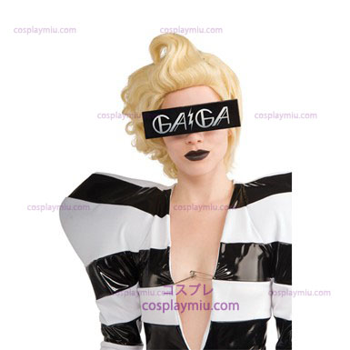 Lady Gaga Briller - Sort Print