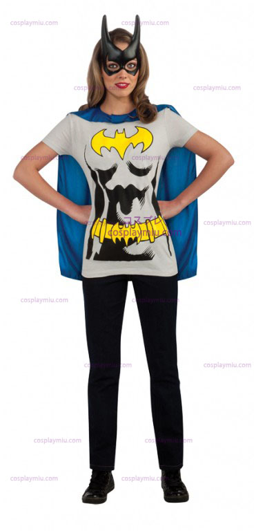 Bat Girl Sexy Adult Shirt Kostumer