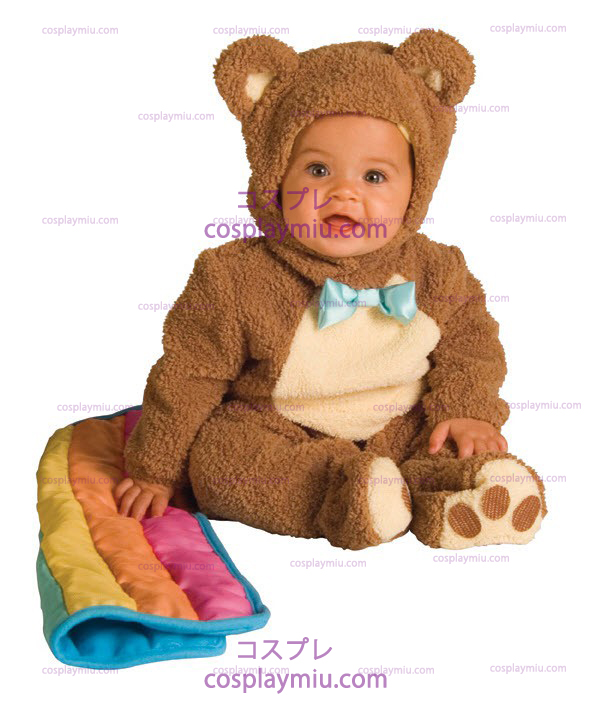 Teddybear Rainbow Infant Kostumer