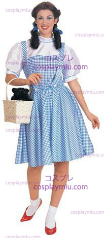 Wizard Of Oz Dorothy Adult Large