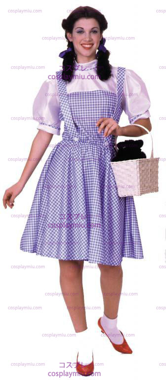 Wizard Of Oz Dorothy Adult Kostumer