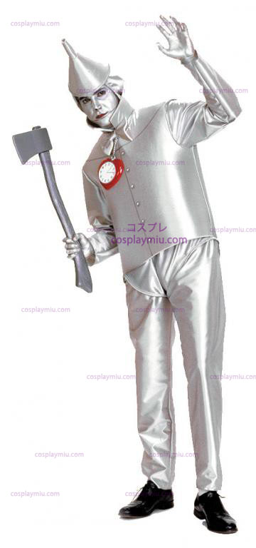 Wizard of Oz Tin Man Adult Kostumer