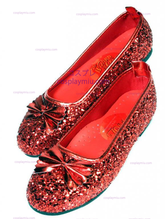 Wizard of Oz Barn Size Dorothy Shoes