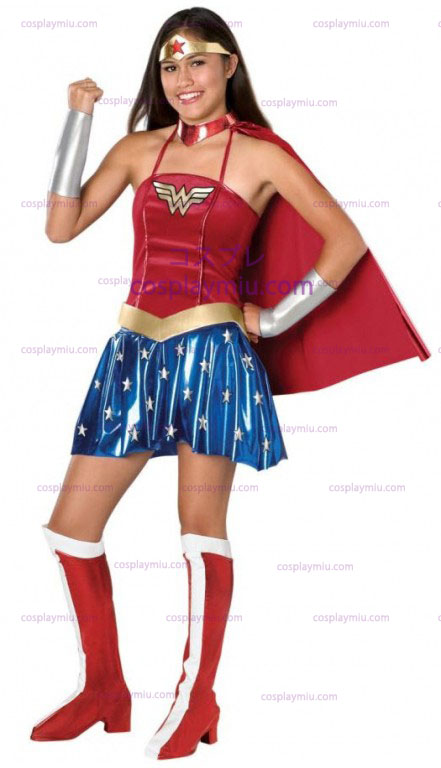 Wonder Woman Teen Kostumer