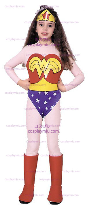 Wonder Woman Barn Kostumer