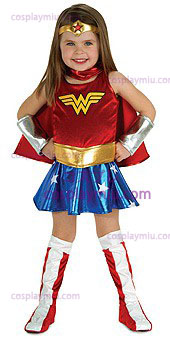 Wonder Woman Toddler Kostumer