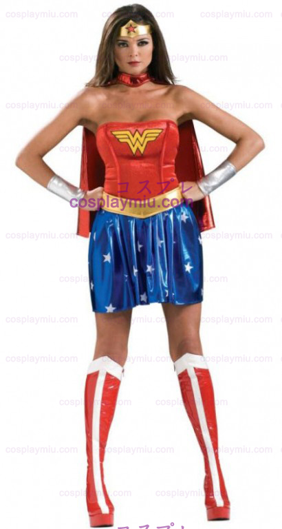 Secret Wishes Wonder Woman Adult Kostumer