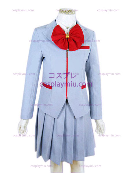 Bleach College Kvinder uniforms