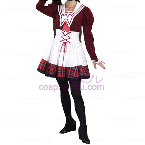 School Girl Ensartet cosplay Kostumer