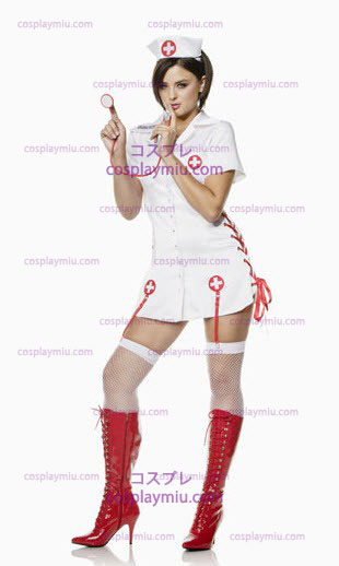 Nurse Nicky Sexy Adult Kostumer